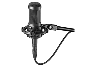 Audio-Technica AT2050 - Side-address multi-pattern Condenser Microphone