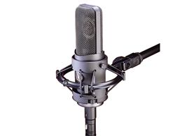 Audio-Technica AT4060 Cardioid Vacuum Tube Condenser Studio Microphone