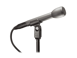 Audio-Technica AT8004L - Omnidirectional dynamic handheld interview Microphone
