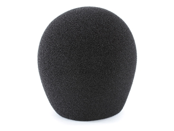 Audio-Technica AT8114 - Ball-shaped foam windscreen