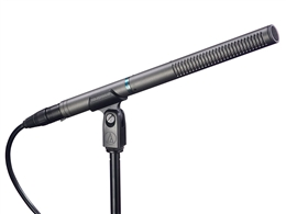 Audio-Technica AT897 Shotgun Microphone, 11-inch long