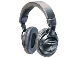 Audio-Technica ATH-D40fs Enhanced-bass Precision Studio Headphones