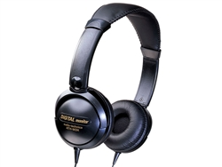 Audio-Technica ATH-M3X Mid-Size Closed-Back Dynamic Headphones