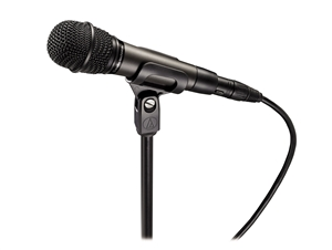 Audio-Technica ATM610A - HyperCardioid dynamic handheld Microphone
