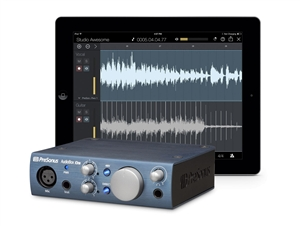 Presonus Audiobox iOne - 2x2 USB/ iPad recording interface w/ 1 Mic In