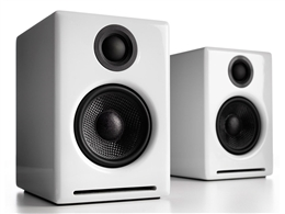 Audioengine A2+ White - Powered Multimedia Speaker