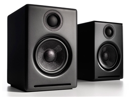 Audioengine A2 Black - Powered Multimedia Speakers (pair)