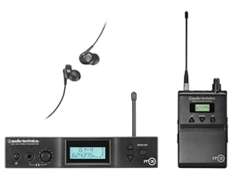 Audio-Technica M3M Wireless In-Ear Monitor System (UHF, TV CH 38-43)
