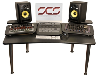 Sound Construction AVM 6X2 / Audio Video / Mixing Mastering Desk