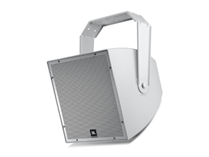 "JBL AWC129 - 12"" 2-Way All-Weather Compact Co-axial Loudspeaker, Gray"
