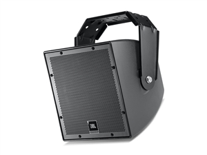 "JBL AWC82-BK - 8"" 2-Way All-Weather Compact Co-axial Loudspeaker, Black"
