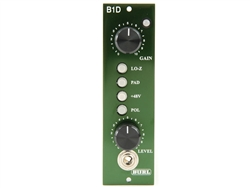 Burl B1D Mic Pre - Preamp module for API 500 series