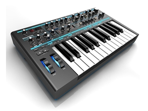 Novation Bass Station II - Analog Mono Synthesizer