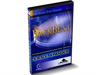 Spectrasonics BackBeat - S.A.G.E. Xpander (PC & Mac) for Stylus RMX