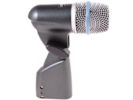 Shure Beta 56A Supercardioid Dynamic Microphone
