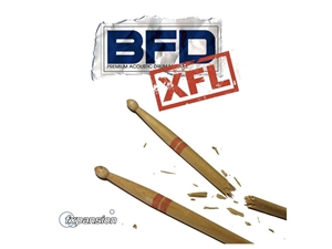 FXpansion BFD XFL expansion pack for BFD (Download or boxed )