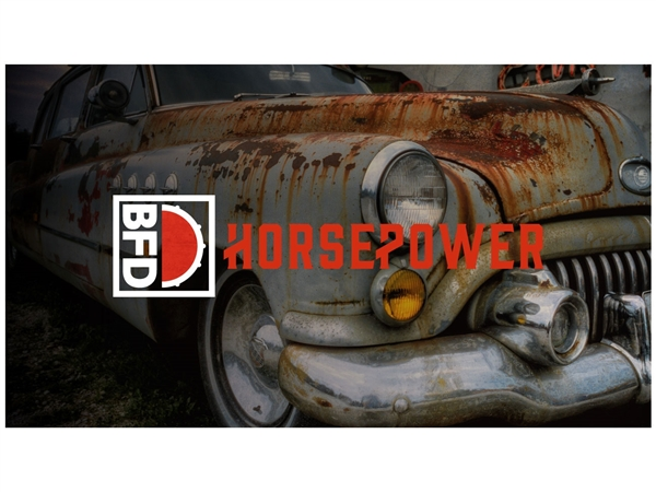 FXpansion BFD Horsepower (Download)