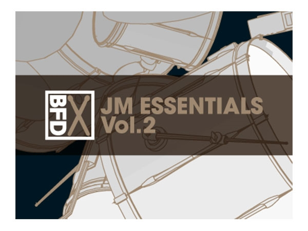 FXpansion BFD JM Essentials Vol. 2 (Download)