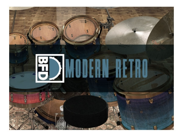 FXpansion BFD Modern Retro (Download)