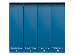 Tube Tech Blank 4, Four Slot Blank Panel for Tube Tech RM Racks
