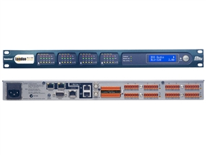 BSS BLU-320, Networked I/O expander w/ CobraNet & BLU link chassis
