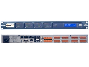 BSS BLU-325, Networked I/O expander w/ AVB & BLU link chassis