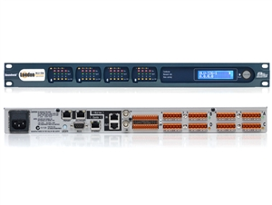 BSS BLU-326, Networked I/O expander w/ Dante & BLU link chassis
