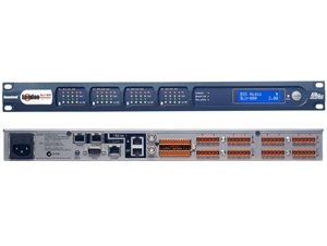 BSS BLU-800, Networked signal processor w/ CobraNet & BLU link chassis