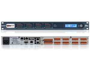 BSS BLU-806, Networked signal processor w/ Dante & BLU link chassis