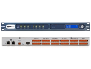 BSS BLU-GPX, Networked General Purpose I/O expander w/ BLU link chassis