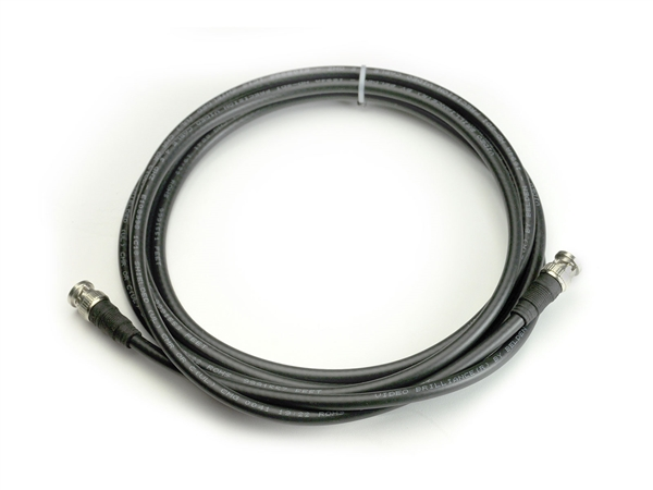 Whirlwind BNCRG58-025 BNC to BNC Cable - 25 Ft., 50 ohm digital for Antenna