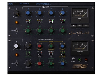 Boz Digital +10dB Bundle - Channel strip plug-in