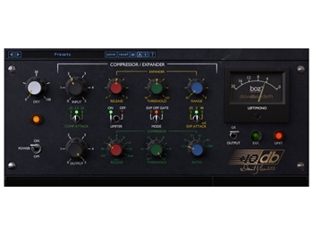 Boz Digital +10dB Compressor - Software compressor