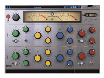 Boz Digital Hoser XT - A great channel EQ