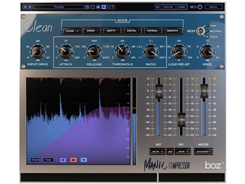 Boz Digital Manic Compressor - Powerful Compressor