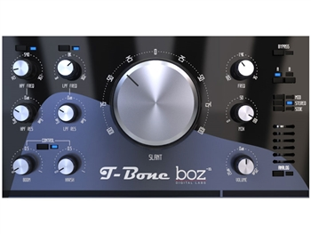 Boz Digital T-Bone - A slant EQ