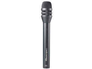 Audio-Technica BP4001 - Cardioid dynamic interview Microphone with extended handle