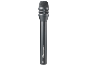 Audio-Technica BP4002 - Omni dynamic interview Microphone with extended handle