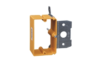 Symetrix Adjustable Bracket Single Gang