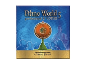 Best Service Ethno World 5 Professional & Voices