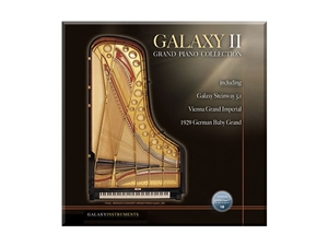 Best Service Galaxy II Pianos (Download)