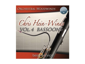 Best Service Chris Hein Winds Vol 4