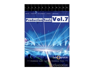 Best Service Production Tools Vol.7