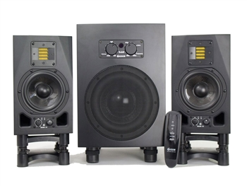 Adam Audio A5X Sub8 2.1 Bundle System