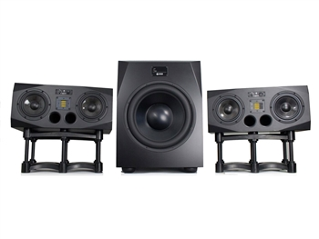 Adam Audio A77Xa A77Xb Sub15 2.1 Bundle System