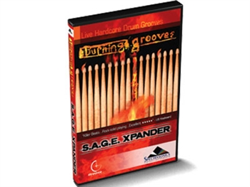 Spectrasonics Burning Grooves - S.A.G.E. Xpander (PC & Mac) for Stylus RMX