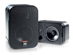 "JBL C1PRO - Control 1Pro, 5.25"" Compact Size Two-Way Speakers (Pair)"