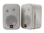 "JBL C1PRO-WH - Control 1Pro White, 5.25"" Compact Size Two-Way Speakers (Pair)"