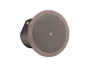 "JBL C24CT-BK - 4"" two-way vented ceiling speaker, black (Pair)"