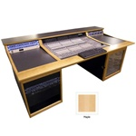 C|24WR1-2 Maple - Avid C|24 Custom Console Editing Desk, Sound Construction & Supply